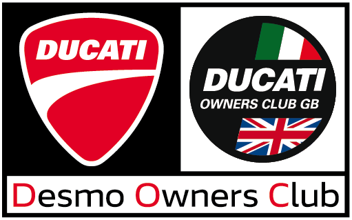 DUCATI OWNERS CLUB GB