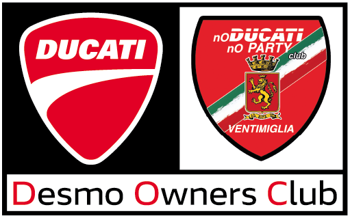 NO DUCATI NO PARTY CLUB VENTIMIGLIA